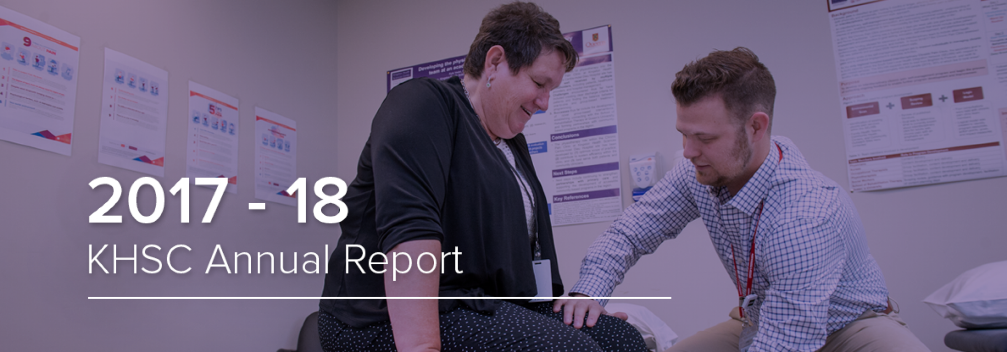 KHSC Annual Report Header Image
