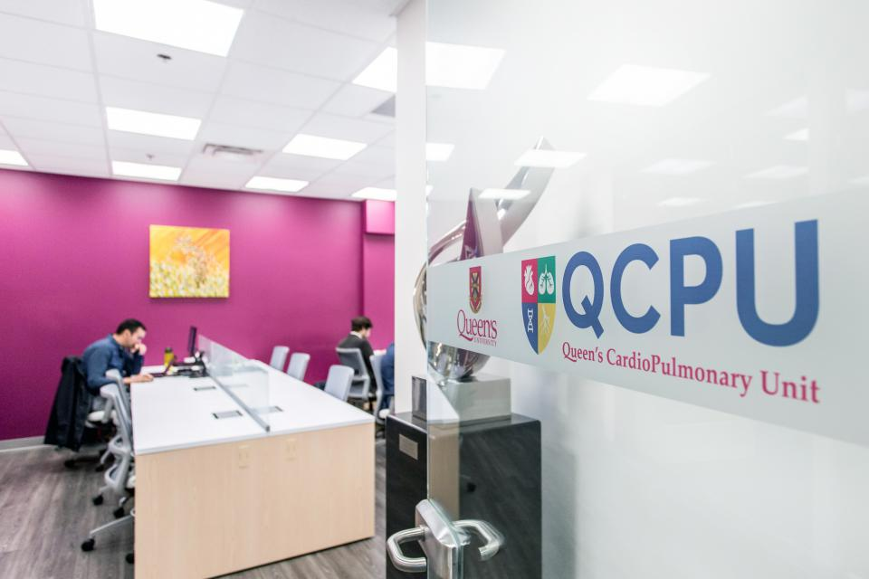 QCPU Trainee Office