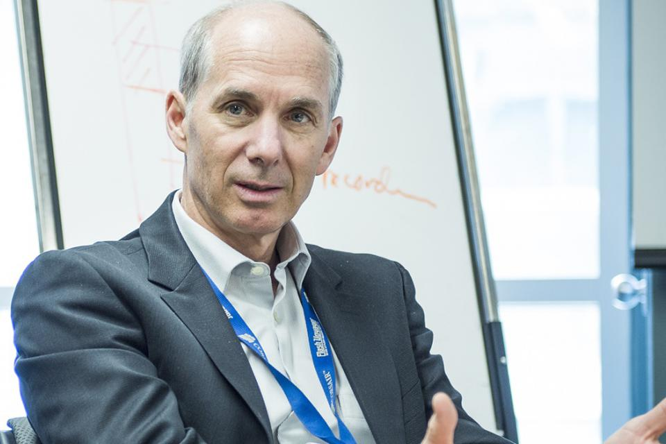 Dr. Stephen Vanner