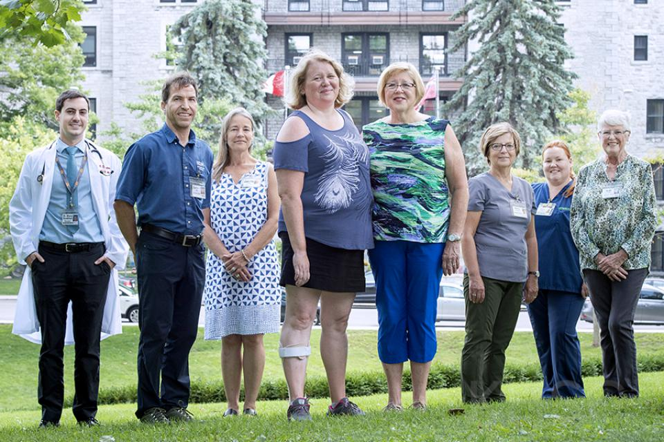 Kingston Health Sciences Centre strategy for Transforming care, together