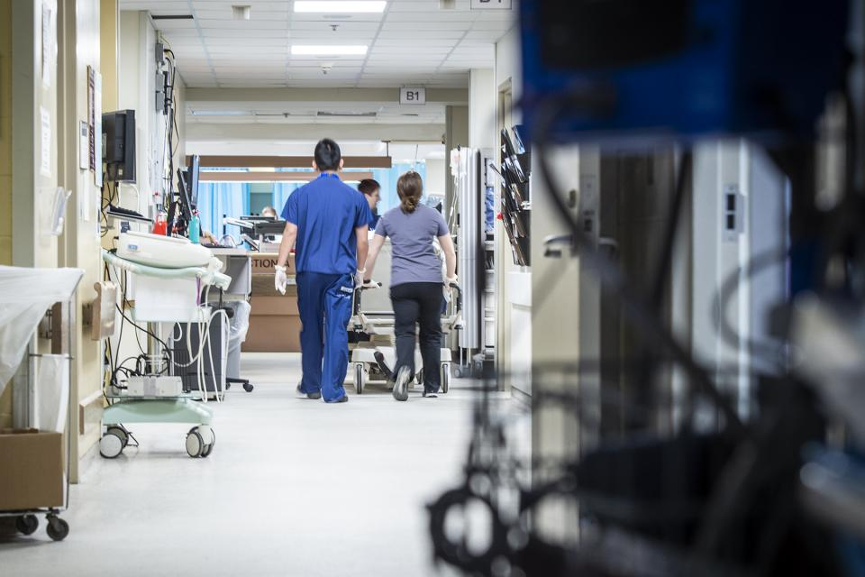 The Emergency Department at our KGH is expected to be busy this weekend and people with less serious conditions should consider other health-care options this weekend