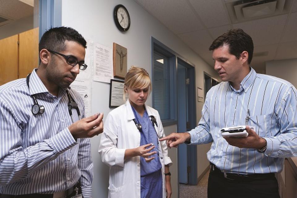 Gastroenterology residents