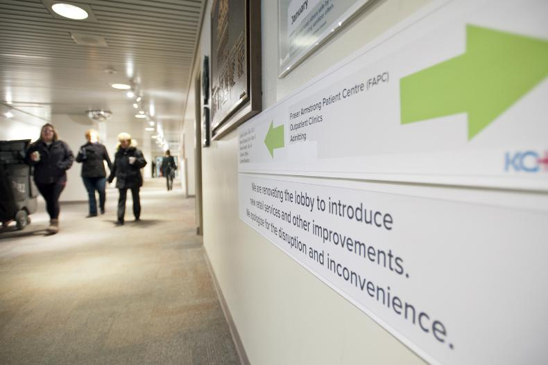 New wayfinding system on the way