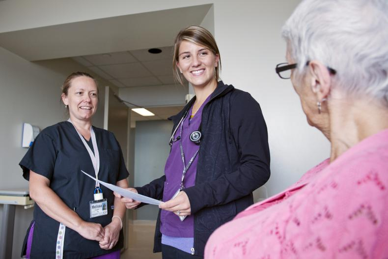 Bedside meetings bring our patients and nurses closer together