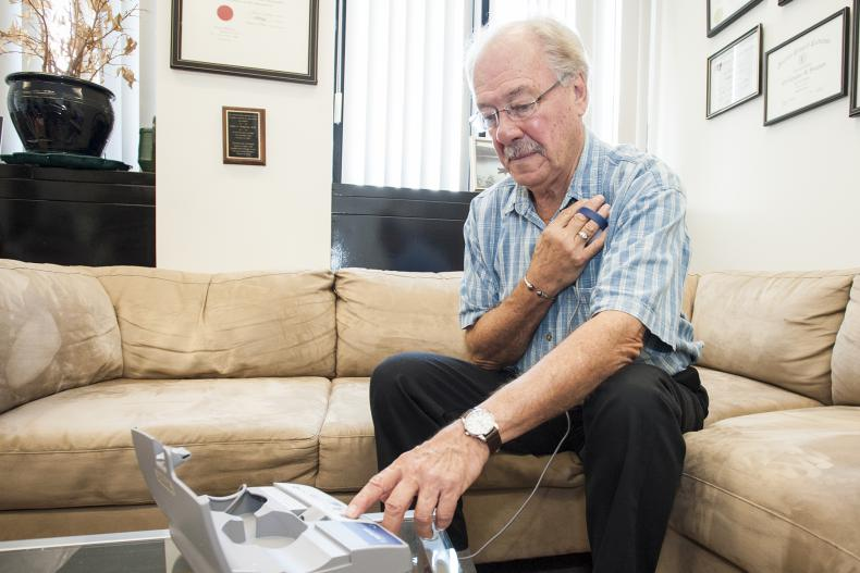 New technology lets cardiac patients bring their care home