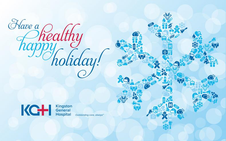 Have a healthy, happy holiday