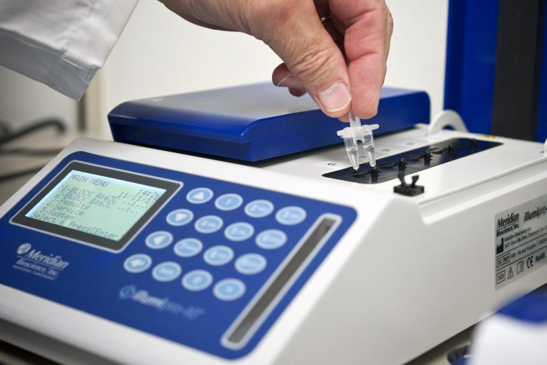 Quicker testing procedures help to identify positive results.
