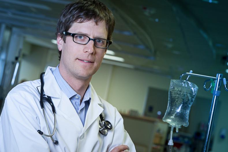 Dr. Christopher Booth