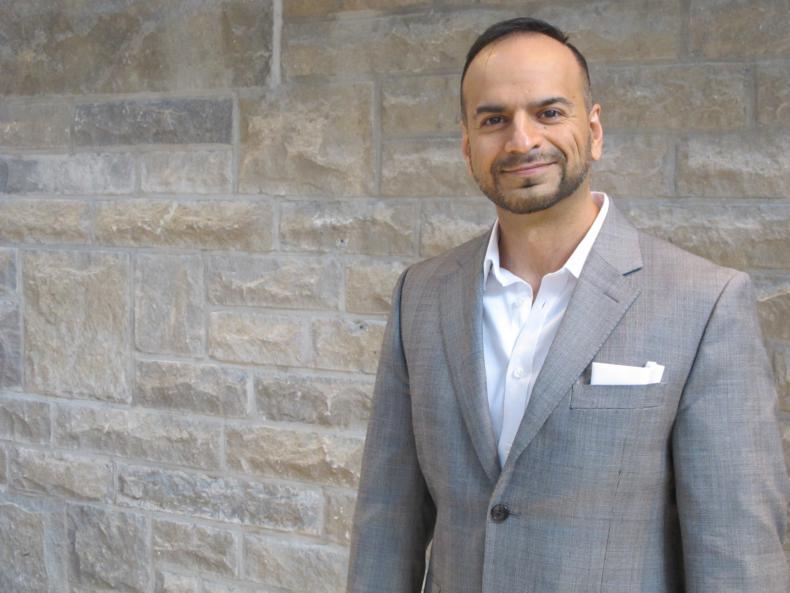 Portrait of Dr. Amer Johri
