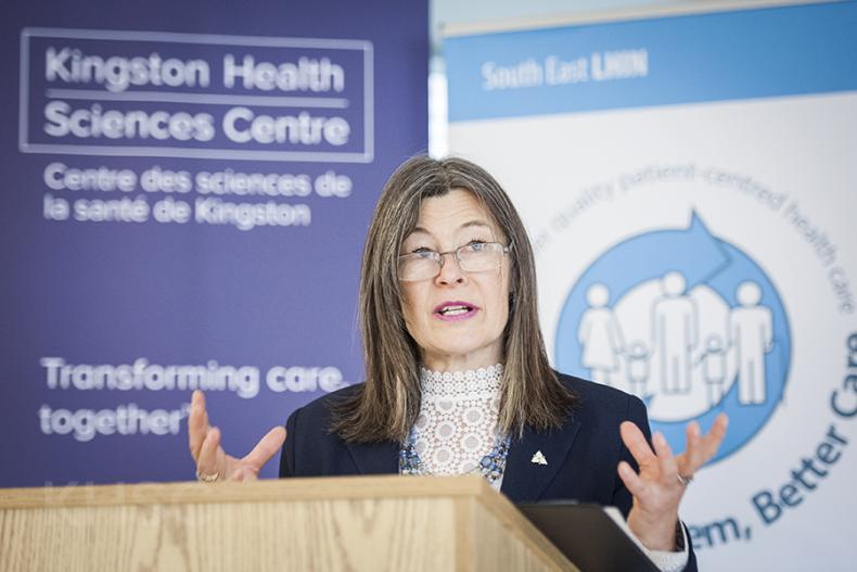MPP Kiwala announces funding to support patients with hip and knee arthritis