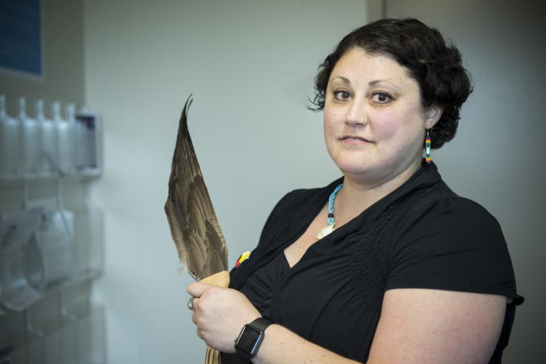 Aboriginal Navigator, Dionne Nolan helps ensure that Indigenous patients are getting the full supports they need through their health-care journey
