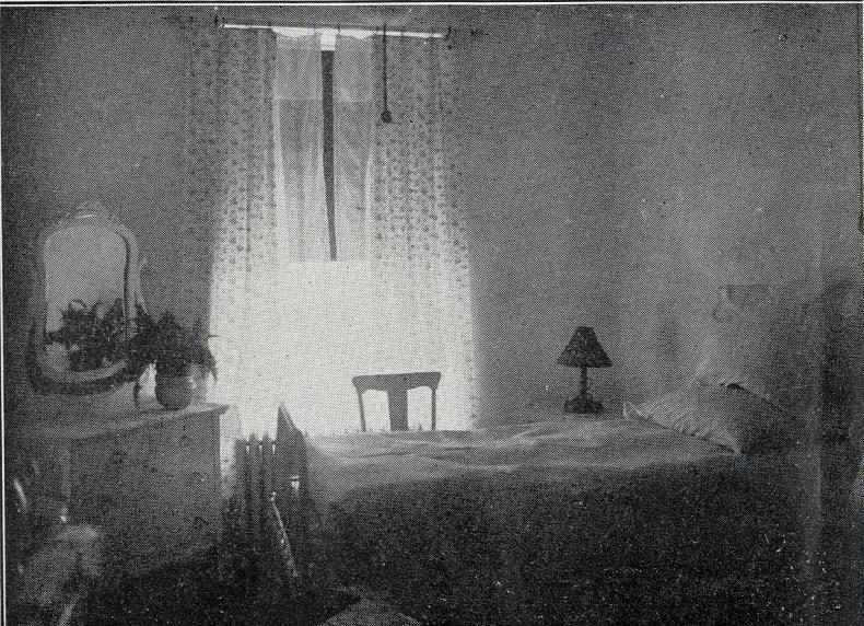 Private rooms at KGH c.1913