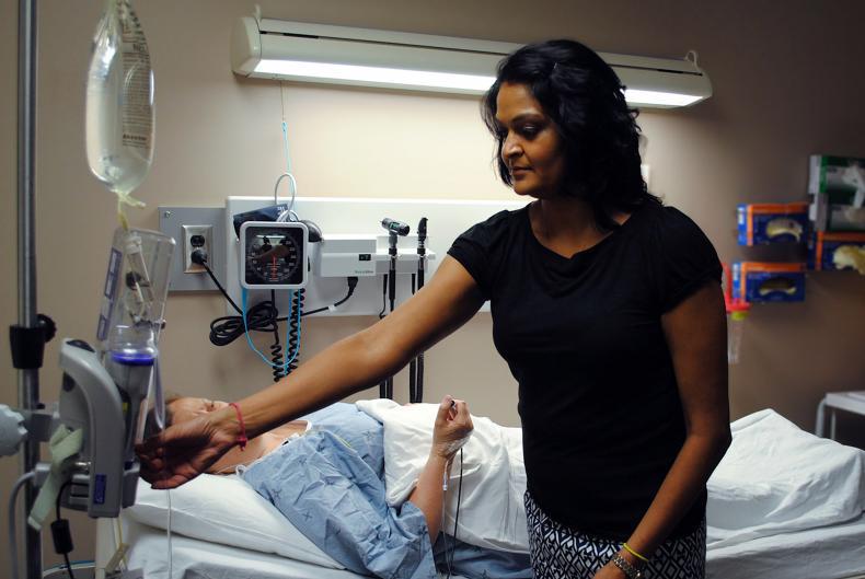 Dr. Mona Sawhney