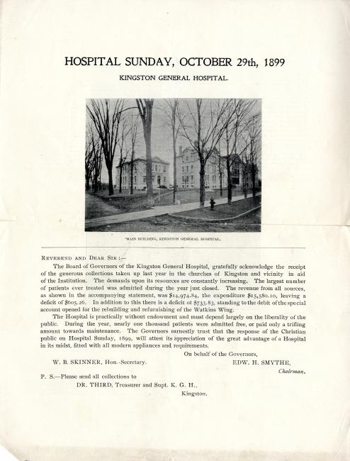 Hospital Sundays