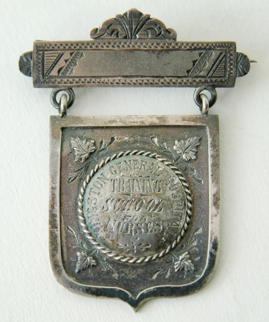 KGH Nursing medal