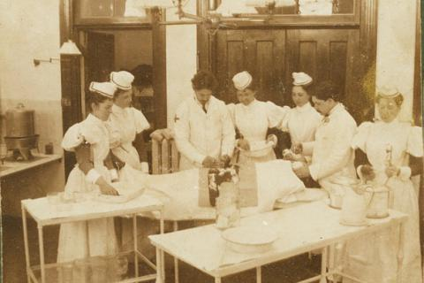 Fenwick Operating Theatre