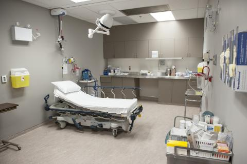 KGH ambulatory care clinics get ready to move