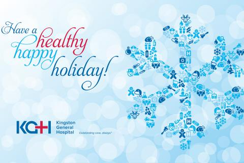 Have a healthy, happy holiday