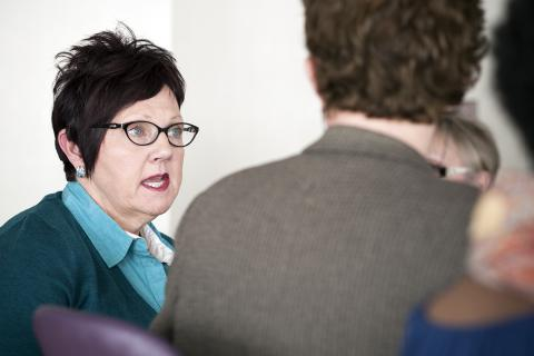Patient Experience Advisor Jennifer Dee