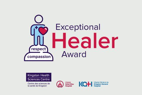 image of Exceptional Healer Award