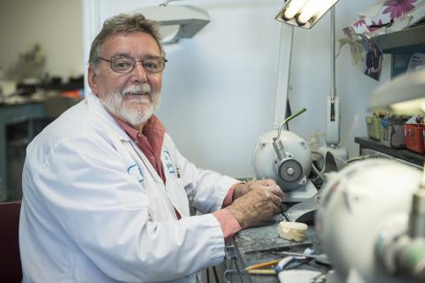 Rick King, COPD research volunteer