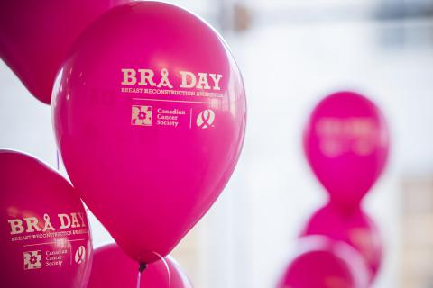 BRA Day is an event that informs women on their breast cancer treatment options