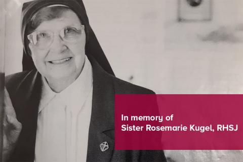 image of Sister Rosemarie Kugel