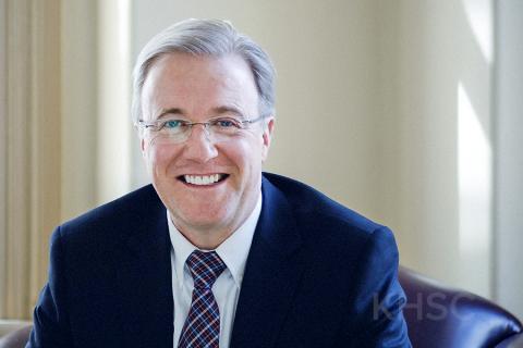 CEO Dr. Dave Pichora