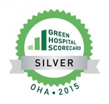 OHA Green Hospital Scorecard logo