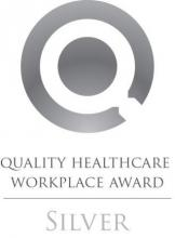 OHA Quality Healthcare Workplace Award - Silver 2011