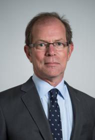 Board Member, J.A. (Sandy) Wilson