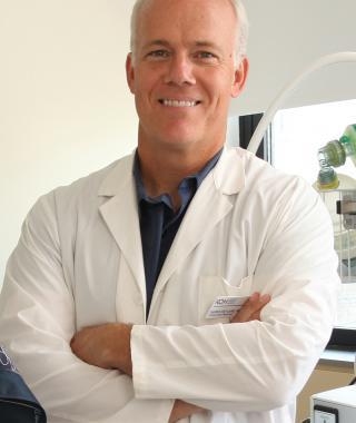 Photo of Dr. Daren Heyland