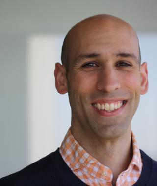 Dr. Mark Ormiston, Canada Research Chair in Regenerative Cardiovascular Medicine