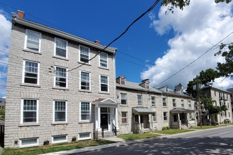 brock street row house
