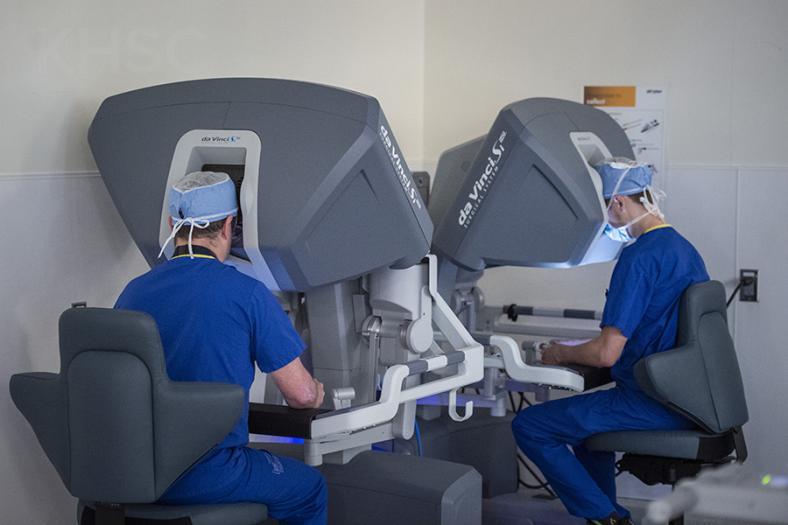 khsc robotic surgery